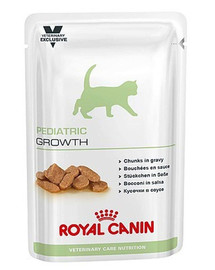 ROYAL CANIN VD Cat Pediatric growth kapsička 100 g