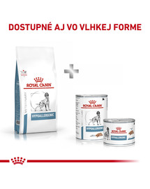 ROYAL CANIN Dog Hypoallergenic small 1 kg
