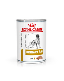 ROYAL CANIN Dog urinary Konzerva 410 g