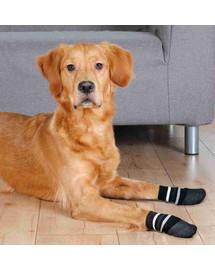 TRIXIE Protišmykové ponožky pre psov. XS–S. 2 szt.