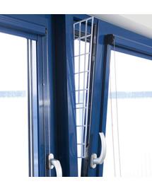 TRIXIE Mriežka na ochranu okna, bočný panel, 62 × 16/7 cm
