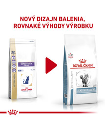 ROYAL CANIN Cat sensitivity control 0.4 kg