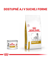 ROYAL CANIN Dog urinary S / O 200 g