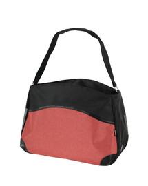 ZOLUX BOWLING transportná taška tehlovo červená M