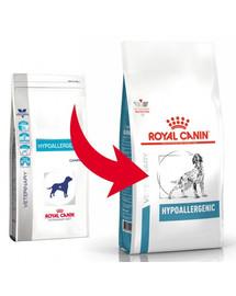 ROYAL CANIN Dog Hypoallergenic 2 kg