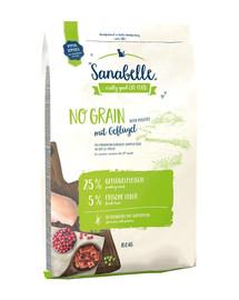 BOSCH Sanabelle No grain hydina 10 kg