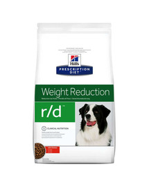 HILL'S Prescription Diet r / d Canine 12 kg