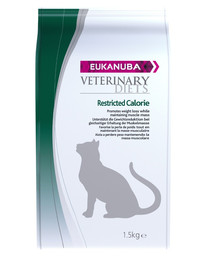 EUKANUBA Cat Veterinary Diets Restricted Calories Adult All Breeds 1.5 kg