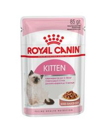 ROYAL CANIN Kitten Instinctive 85 gv omáčke