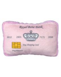 """TRIXIE Plyšová kreditná karta """"Princess"""" 12 cm"""