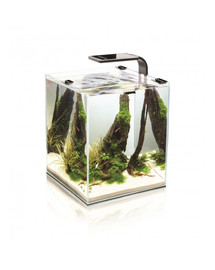 AQUAEL akvarijní set Shrimp Smart 2 čierný 10 l