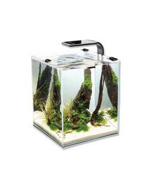 Aquael Shrimp Smart akvarijní set 25x25x30 cm, 20 l
