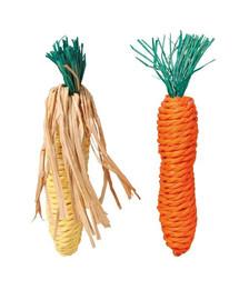 TRIXIE Závesná mrkva a kukurica 6192
