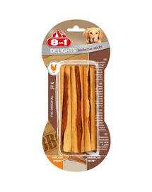 8IN1 Maškrta Delights Barbecue Sticks