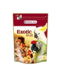 Versele-LAGA Exotic Fruit 600 g ovocná zmes pre veľké papagáje