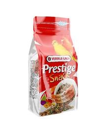 Versele-LAGA Prestige Snack Canaries 125 g - pochúťka s piškótami a ovocím pre kanáriky