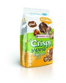 Versele-LAGA Prestige 1 kg crispy müsli - hamster