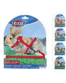 TRIXIE Postroj pre králika s vodítkom 6150