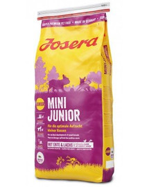 JOSERA Mini Junior 900g krmivo pre šteňatá