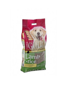 NERO GOLD Lamb & Rice 2,5 kg