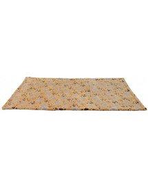 TRIXIE Fleecová deka pre psov Laslo 75 × 50 cm, béžová