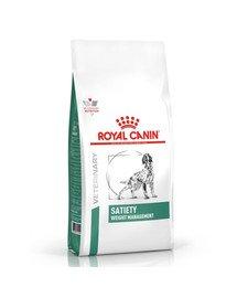 ROYAL CANIN Dog SATIETY support dog 12 kg