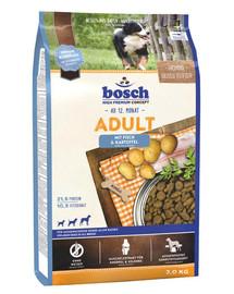 BOSCH Adult Fish und Kartoffel 3 kg