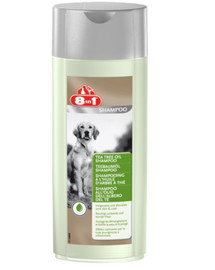 8in1 Šampón tea tree 250 ml