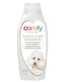 COMFY Šampón pre psov s bielou srsťou 330 ml