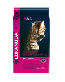 EUKANUBA Cat Veterinary Diets Sterilised 1.5 kg