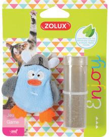 ZOLUX Pirátska hračka s catnip modrá
