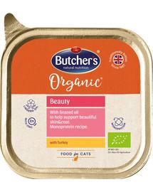 BUTCHER 'S Cat Organic Beauty s morkou vanička 85g
