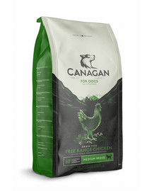 CANAGAN Dog Free-Range Chicken 12 kg