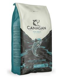 CANAGAN Dog Scottish Salmon 12 kg