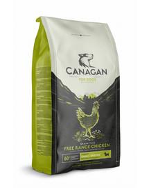 CANAGAN Dog Small Breed Free-Range Chicken 2 kg