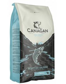 CANAGAN Dog Small Breed Scottish Salmon 6 kg pre psov malých plemien