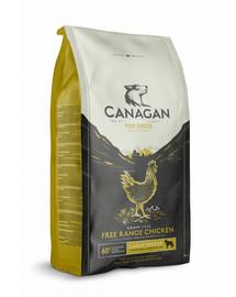 CANAGAN Dog Large Breed Free-Range Chicken 12 kg pre veľké plemená
