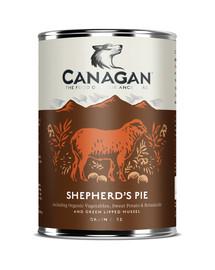 CANAGAN Dog Sheperd's Pie jahňacie 400 g