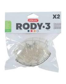 ZOLUX Komponenty Rody 3-tuba koleno