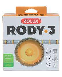 ZOLUX Komponenty Rody 3-kolotoč žltý
