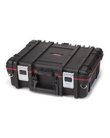 CURVER KETER TECHNICAN BOX kufor na náradie červeno-šedo-čierny