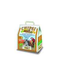 JRS Chipsi mais citrus 10l/4.6 kg -podłšciółka z kolb kukurydzy dla gryzoni