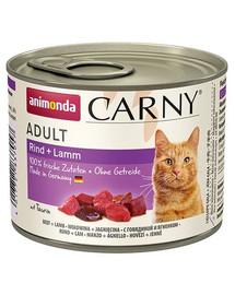 ANIMONDA Carny hovädzie/jahňacie 200 g