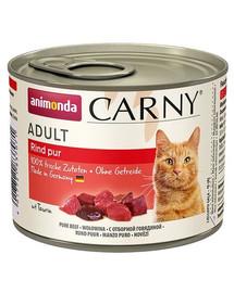 ANIMONDA Carny Cat hovädzie 200 g