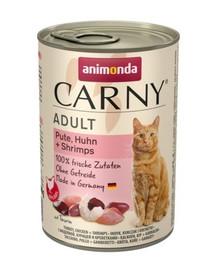 ANIMONDA Carny morka/kura/krevety 400g