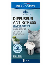 FRANCODEX Anti-stress difuzér mačka 48ml
