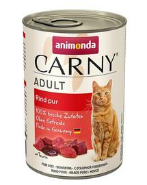 ANIMONDA Carny hovädzie 400 g