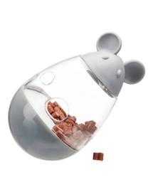 TRIXIE Cat Activity Snack Hračka pre lahôdky plastová myš 9 cm