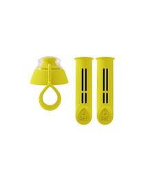 DAFI filter 2 ks + viečko, žltá