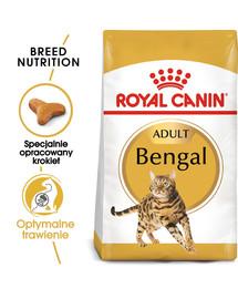 ROYAL CANIN Bengal Adult 400 g suché krmivo pre dospelé bengálske mačky